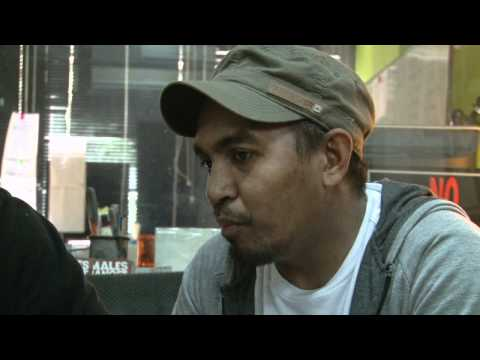 Ninja Interview - Glenn Fredly