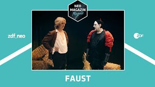 Letzte Stunde vor den Ferien: Faust