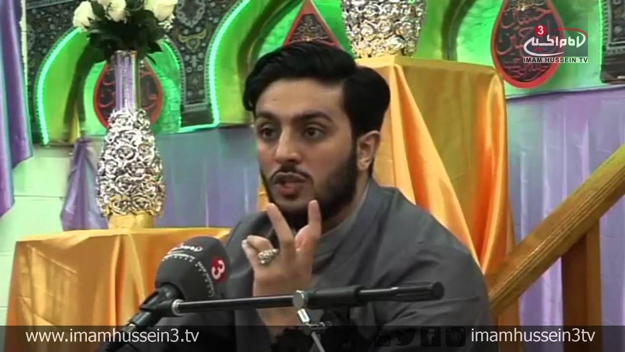 Lecture Series With Sayyed Abdullah Al-Nakeeb (Birth Anniversary Of Imam Al-Ridha)