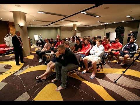 The Best of the Best: Lions Speeches | British & Irish Lions