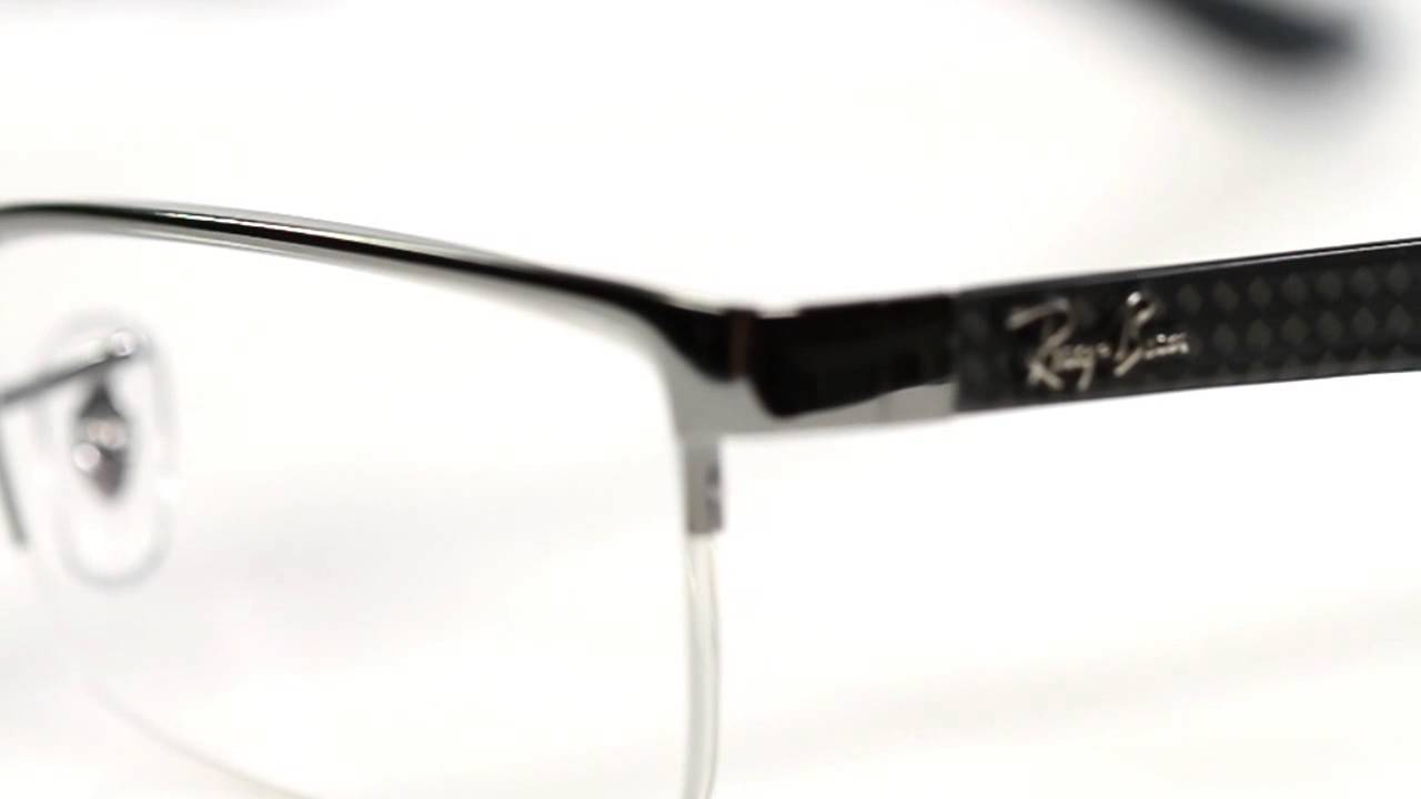 ae362ca1695 Product Review  Ray-Ban RX8412 Glasses - YouTube