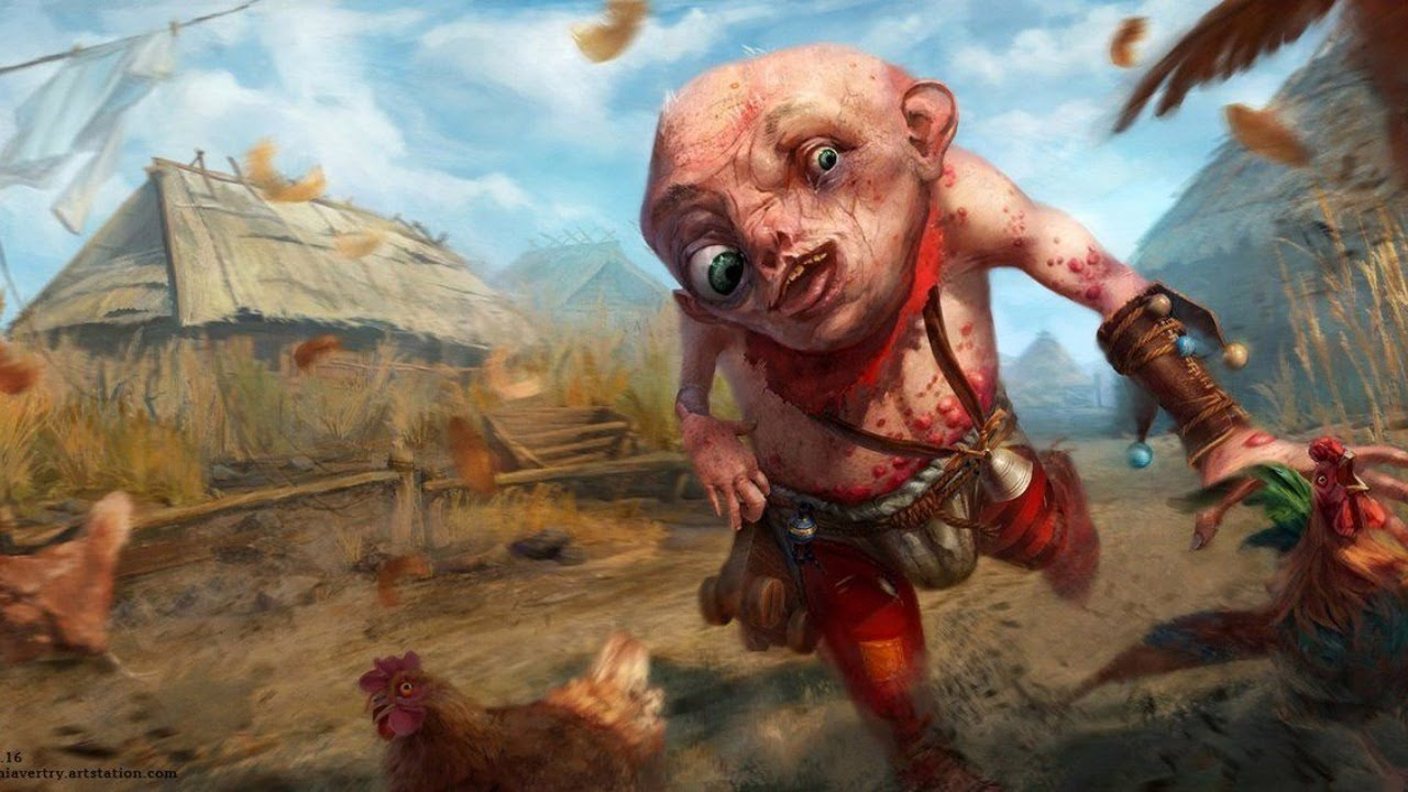 """The Witcher 3: Wild Hunt (VH) - P33: Làm chân sai vặt, con gái sau chia tay nó """"hâm"""" thế đấy... =))"""