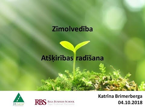 RTU Riga Business School un Junior Achievement Latvia vebinārs
