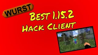 How to get Wurst Client For Minecraft 1.15.2 (X-ray, Kill Aura, Fly Hacks, etc.)