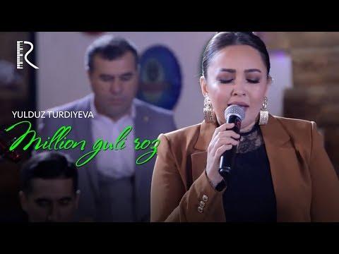 Yulduz Turdiyeva - Million Guli Roz (Jonli Ijro 7 Studiya - Milliy TV)