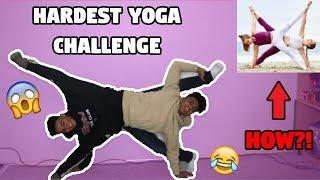 bff yoga challenge for 2  modern life