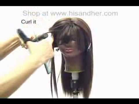His her hair how to weave natural perm straight hair his her hair how to weave natural perm straight hair extensions at hisandher youtube pmusecretfo Images