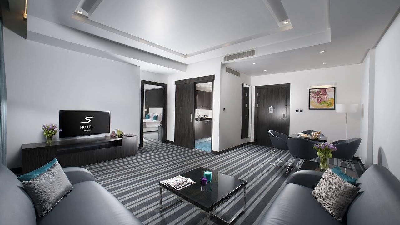 S Hotel Bahrain Seef District Street No 2845 Al 985 Manama Az Hotels