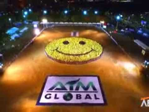 #HAPPINESSatAIMGlobal 9th Year Anniversary on Guinness Book of World Records.3gp