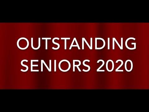 2020 Outstanding Seniors