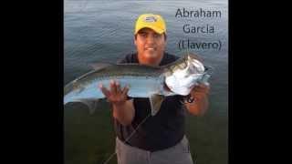 MACIZOS, SHORE FISHING & DIVING CAMPECHE, MÉXICO