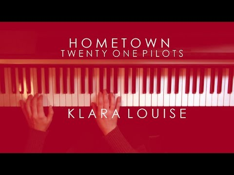 HOMETOWN | Twenty One Pilots Piano Cover