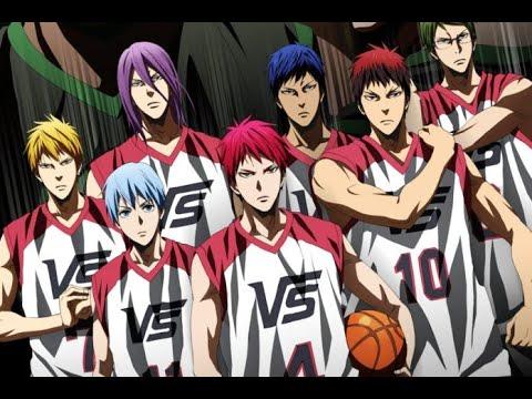 Kuroko No Basket: Last Game「AMV」-See Me Fall