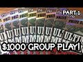 $1000 IN TICKETS! $50 Ultimate Millions Group Book TEXAS ...