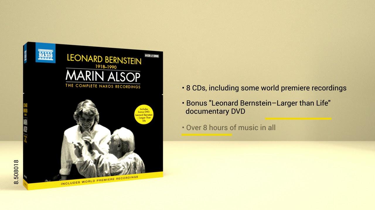 [8 508018] Bernstein Boxed Set 3D Animation