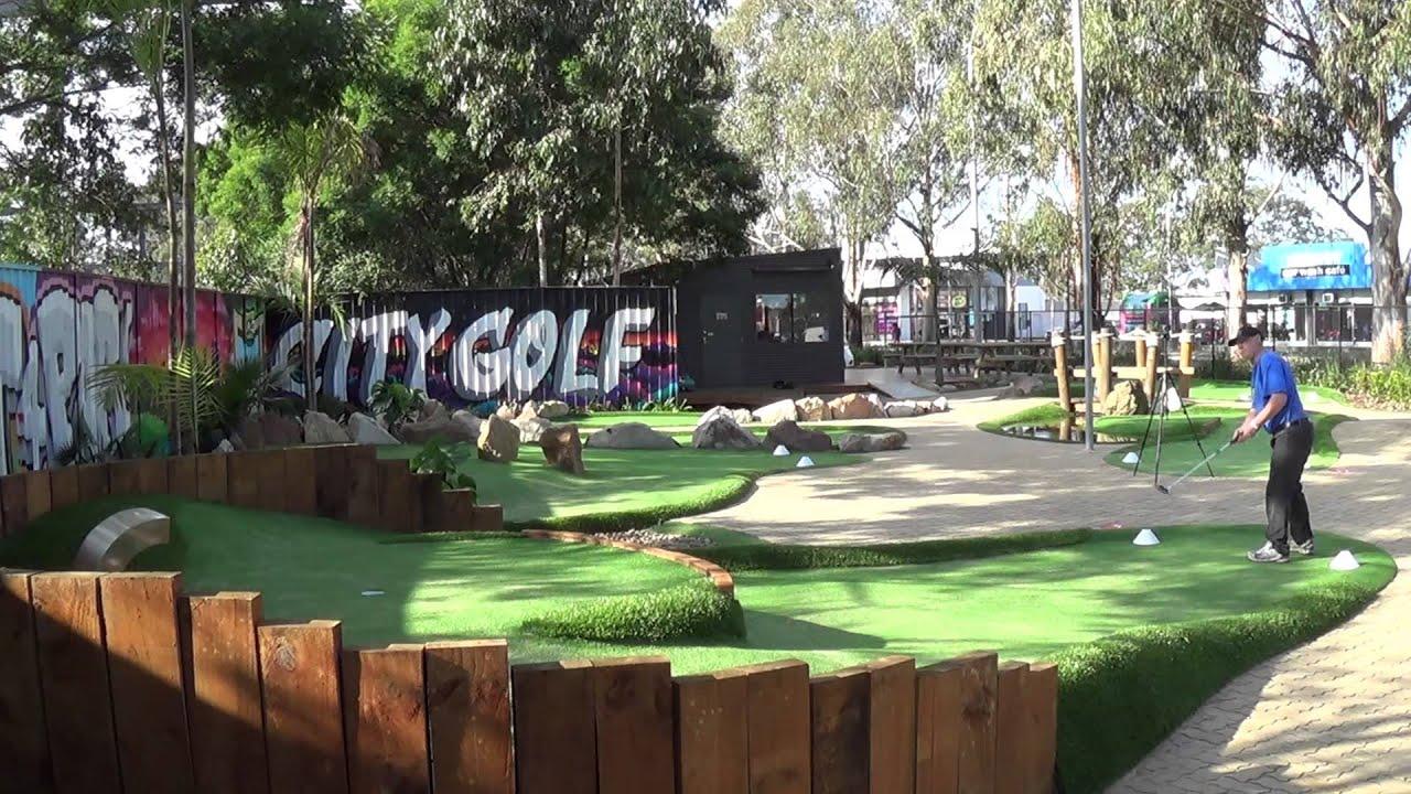 jump the mini golf trick shot video youtube