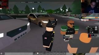 Roblox York County Cop Patrol Day-1/2