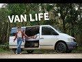 VAN LIFE: the beginning