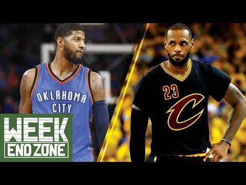 LeBron James or Paul George: Who Will Skip Town First? -WeekEnd Zone