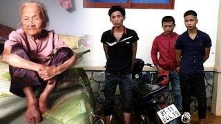 Cụ bà bán vé số 90 tuổi bị 3 nhóc teen H.i.ế.p chấn động Sài Gòn