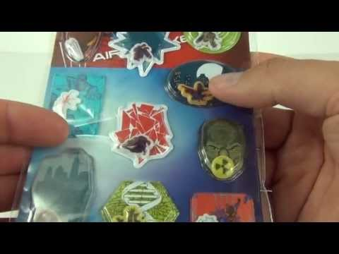 the-amazing-spider-man-air-stickers-toy-review,-panini
