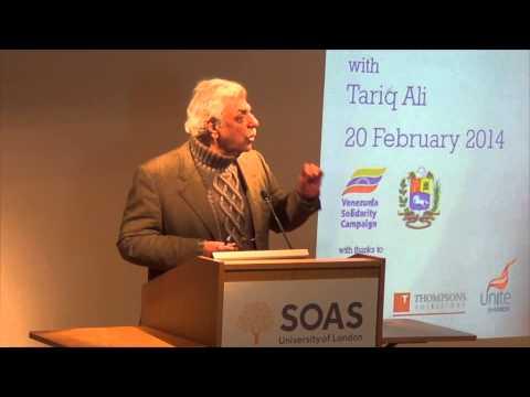 Hugo Chavez memorial lecture 2014 (Part 2)