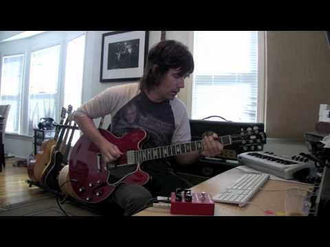 XTS Atomic Overdrive, demo by Pete Thorn