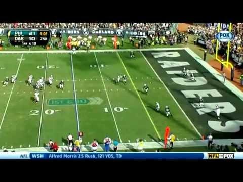 Nick Foles 7td vs Raiders