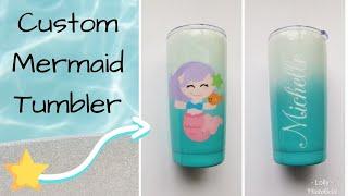 Mermaid Tumbler