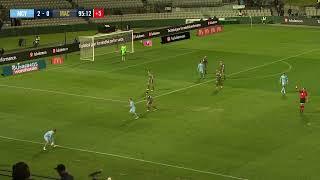 A-League 2020/21: Semi Final - Melbourne City FC v Macarthur FC (2nd Half)