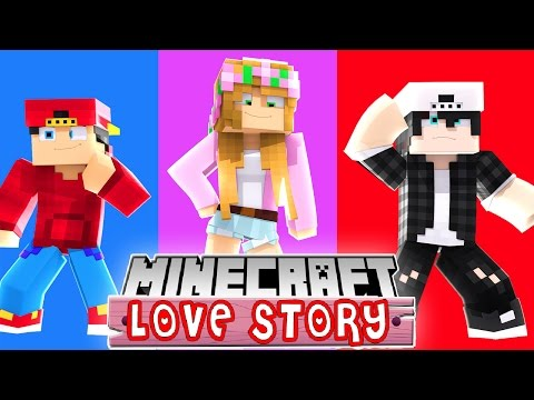 LITTLE KELLY BREAKS UP WITH RAVEN FOR ROPO | Minecraft Love Story |