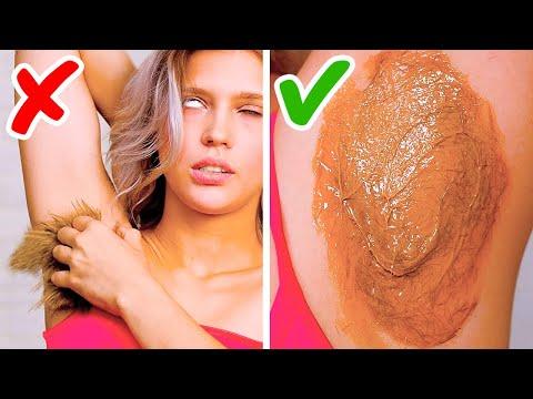 ¡39 TRUCOS DE BELLEZA PARA LUCIR INCREÍBLES!    Trucos fáciles de belleza y maquillaje