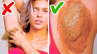 ¡39 TRUCOS DE BELLEZA PARA LUCIR INCREÍBLES! || Trucos fáciles de belleza y maquillaje