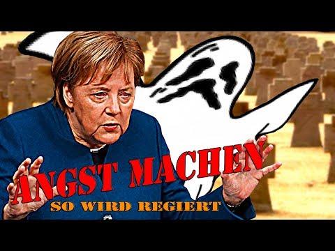 Merkel sorgt für ANGST -  damit wird regiert