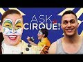 Ask us Anything Plus Exclusive Dorm Tour! | Episode #4 | #AskCirque | Cirque du Soleil