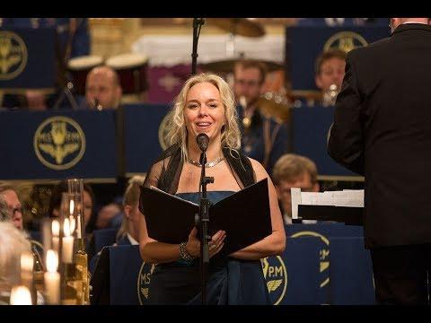 O helga natt (Cantique de Noël) med Elisabet Strid