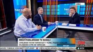 SAT-7 TÜRK CNN TÜRKe Konuk Oldu