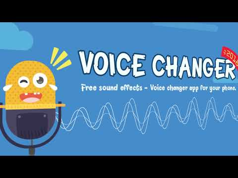 Voice Changer Funny sound effects APK Free Download