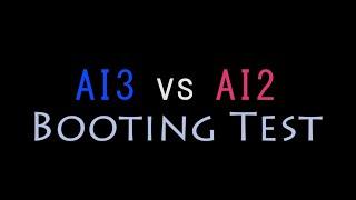 Finedrive AI3와 AI2의 실제부팅속도!!테스…