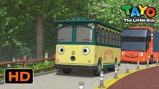 Tayo English Episodes l To the mountain with Lolly! l Tayo the Little Bus