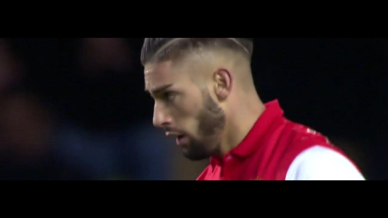 Yannick Ferreira Carrasco vs Arsenal H UCL 14 15 HD 720p by