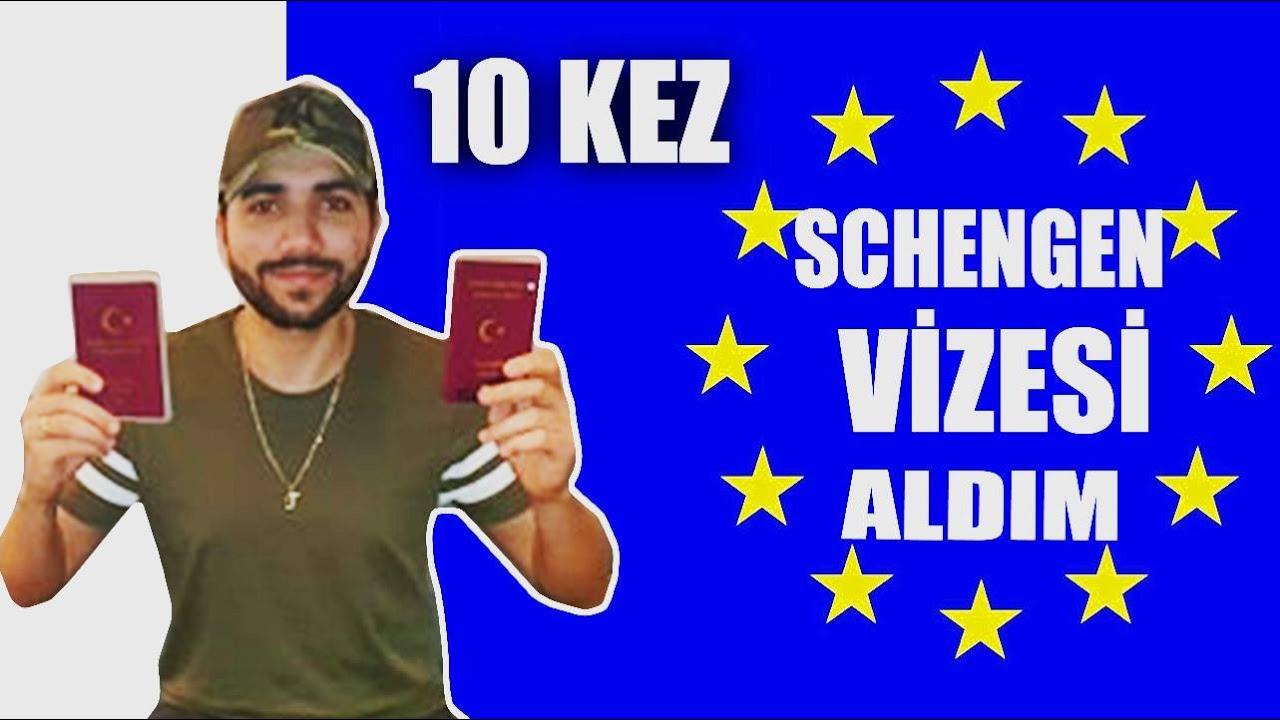Schengen Vizesini NEDEN Zor Veriyorlar ( Almanya Kafasına Göre vize Veriyor ) Gerekli Belgeler !