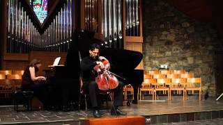 J.S. Bach - Aria from Pastorale in F major, BWV 590