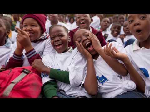 Swaziland EU - MTN BUSHFIRE Primary School Festival 2016