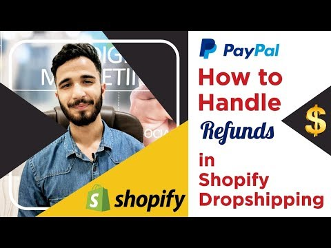 How to Handle Refunds in Shopify Dropshipping thumbnail