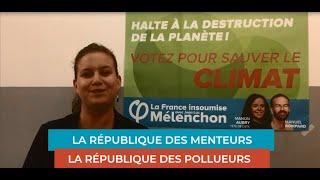 RAPPORT POLITIQUE DE LA SEMAINE : LA RÉPUBLIQUE DES MENTEURS ET LA RÉPUBLIQUE DES POLLUEURS
