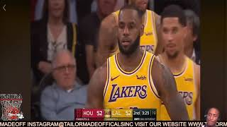 Mr. Smooth breaks down the Rajon Rondo and Chris Paul fight in the Lakers and Rocket game