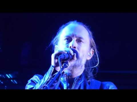 RADIOHEAD - Decks Dark - Madison Square Garden NYC 2016-07-27 front row 1080HD