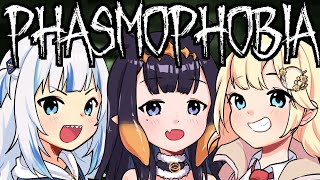 [PHASMOPHOBIA] SURPRISE GHOST HUNT!