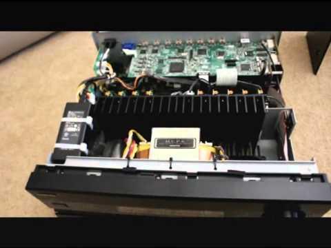 Onkyo tx-nr807 AV receiver, no sound issue repaired BGA ...